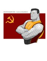 C is for Colossus by jksketch