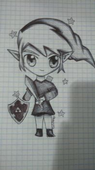 Chibi Link by lol20240-2
