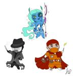 Team Awesome by Voodoofish