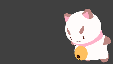 Puppycat render by unofficial-he