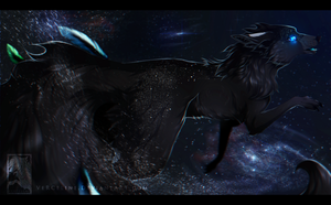 'Out of Time and Space '  [C] by Vyrosk