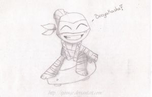 Mikey by spoinge