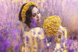 Immortelle Lavender by DarkVenusPersephonae