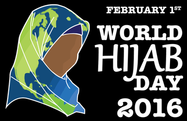 World Hijab Day 2016 by Nahmala