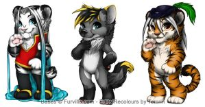 Furvilla Painties Batch 3 by Temrin