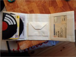 Queen - Duct Tape Wallet Inside by ivy11