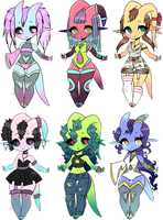 Obscenetenshi ll Techtite CS Adopt Auction CLOSED by ObsceneTenshi
