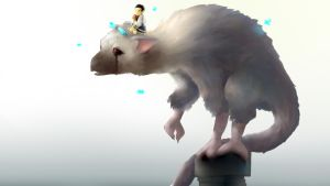 The Last Guardian by ZoeDraws