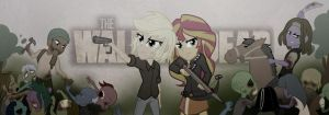 The Walking dead equestria girls by ngrycritic