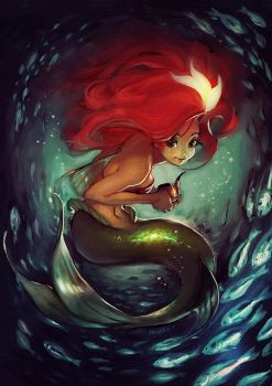 Ariel's_treasures by lehuss