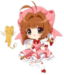 Cardcaptor Sakura by cutesu