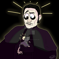 The Rat King by PsychologistTongue