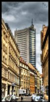 The Streets of Leipzig by mrotsten