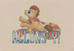 Allons-y! by Pa-Kalsha