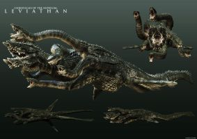 CotN: Leviathan by LDN-RDNT