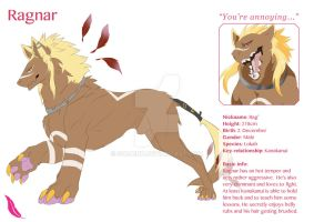 Ragnar Beast - reference by Kagay