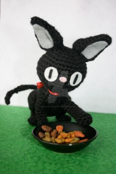 Jiji Is Hungry by heavenlystuffed