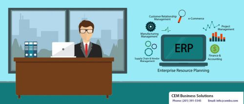 ERP-software by cembusinesssolutions