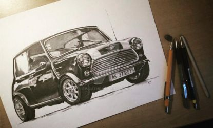 Mini Austin by emicathe