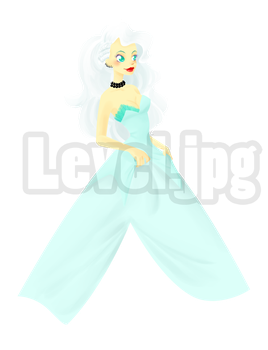 Princess by LEVELtoons
