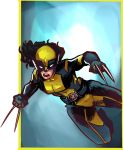 Wolverine by littlefoxproductions