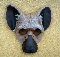 Hyaena Mask by merimask