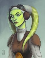 +SW+ Hera Syndulla by Tench