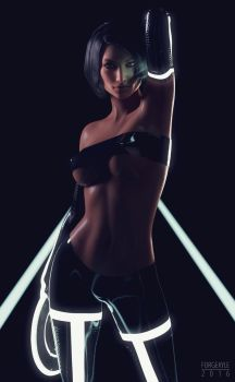 Introducing Olivia by forged3DX