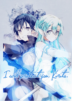 I will protect you (SAO) by OrihimeInoe
