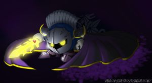Meta Knight by Dragon-Star-Pro