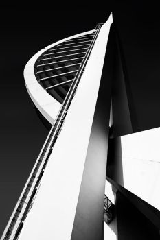 Spinnaker Tower by Daniel-Wales-Images