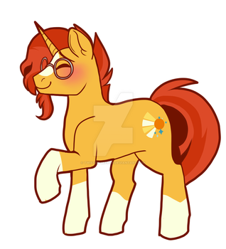 Ship Charm #9 : Sunburst by Twisted-Sketch