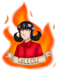 Willow by AmitiArt
