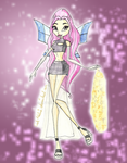 Lyrisethia Magic Winx/Charmix by CuteKalina