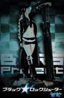 Black Rock Shooter 2 by ZombaeCosplay