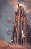 The Tower by annewipf