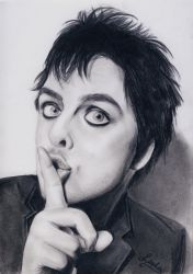Billy Joe Armstrong by McBeal98