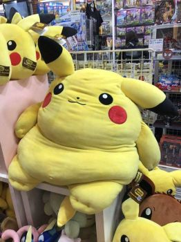 Pika the Hutt by TheFunnyAmerican