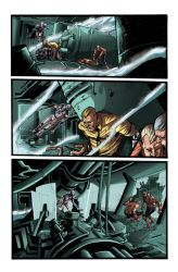 Color portfolio: Thunderbolts N. 159, pag4 by shiprock