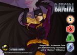 Batgirl (Stephanie Brown) Character by overpower-3rd