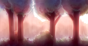 trees by caneggy