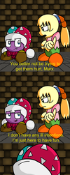 (Kirby) No One Likes a Snitch by Jaders75