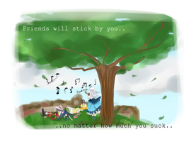 WA - musical endeavours by princessmikan