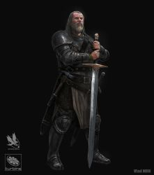 Game of Thrones - Man of arms by VladMRK