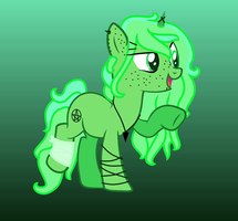 New OC - Cactus. by RichiLimpet