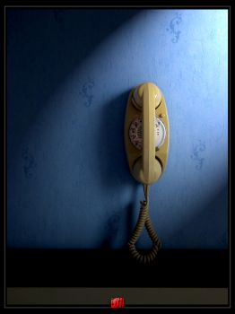 telephon hotel by tiffgraphic