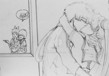 Seiya+Serena: They will never know by Beloved-Star