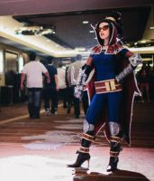 Vayne at IPL5 | League of Legends by Jynxed-Art