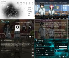 ERASER [Drama][Sci-fi] DEMO ver0.2 UP (PC+Android) by SECONDARY-TARGET