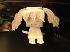 Ene (paper craft) by RichHoboM3